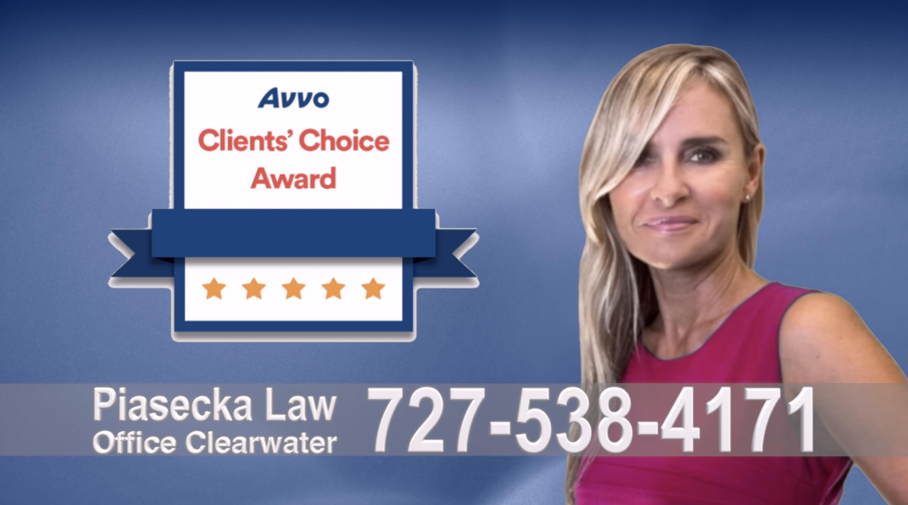 Real Estate Lawyer Florida Avvo, Clients, Choice Award, Reviews, Opinie, Agnieszka, Aga, Piasecka, Polish, Lawyer, Attorney, Opinie klientów, Best, Najlepszy, Polskojęzyczny, Prawnik, Polski, Adwokat, Florida, Floryda, USA